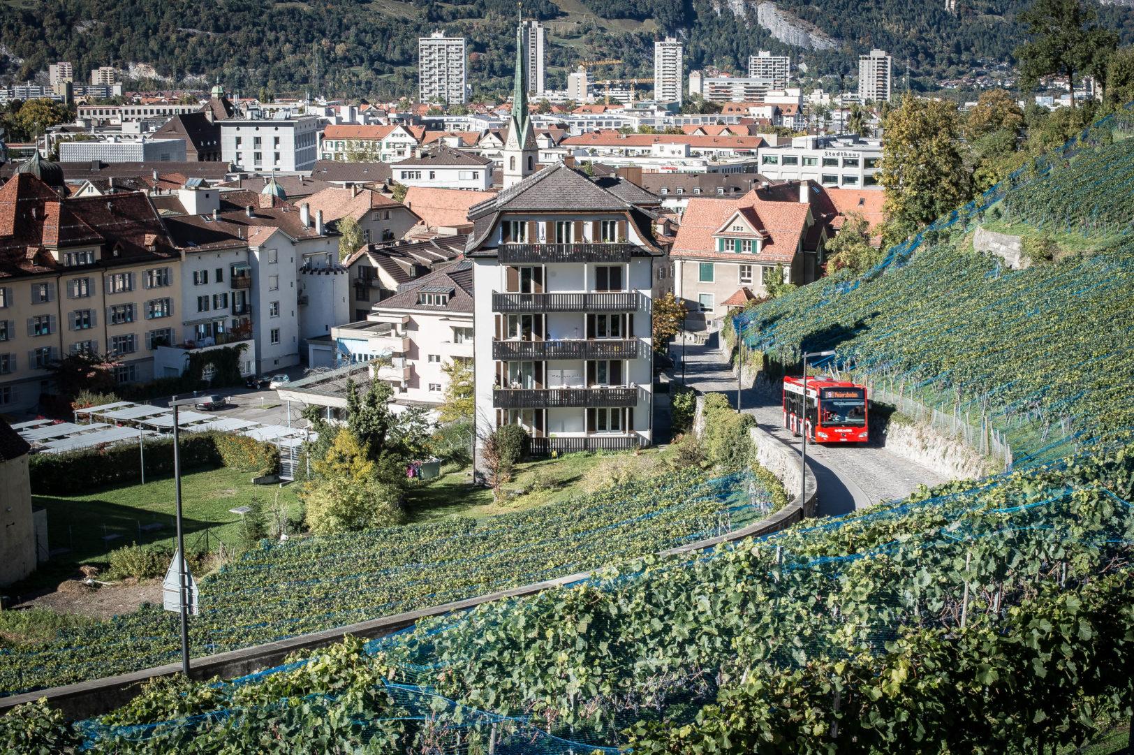 Chur Bus Linie 9